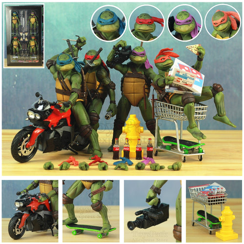 NECA 1990's Teenage Mutant Ninja Turtles 7