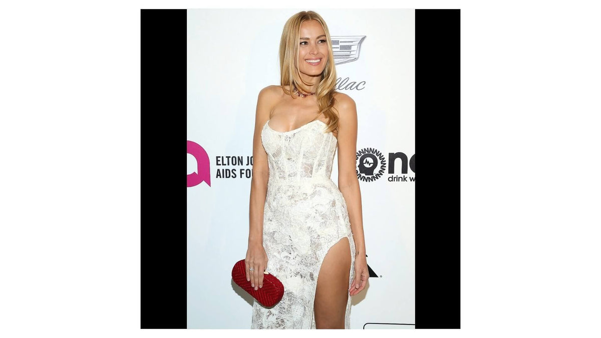 Petra Nemcova at Elton John Oscar Party (25-02-19)