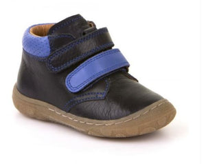 Froddo Dark Blue Navy Light Colored Strap First Walker 2130135