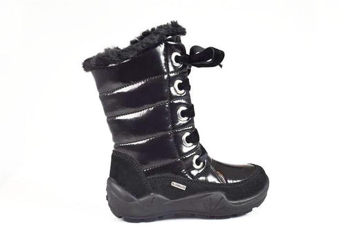 Primigi Waterproof Black Boots 02388100