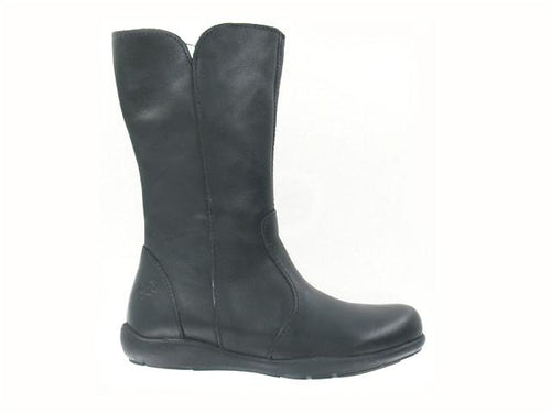 Primigi Black Leather Boot 02430900