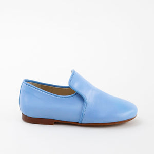 Papanatas Blue Cornflower Smoking Slip On Loafer 40005