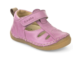 Froddo Lilac Leather Sandal