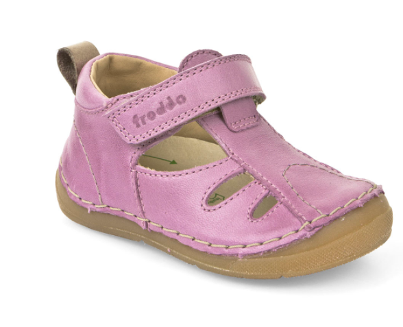 Froddo Lilac Leather Sandal 2150075