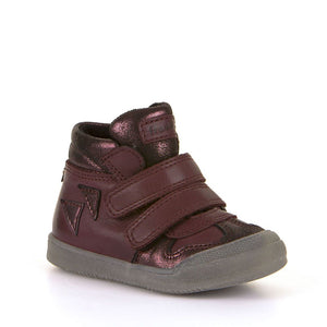 Froddo Bordeaux Toddler Vlecro Water Resistant  High Top G2110067