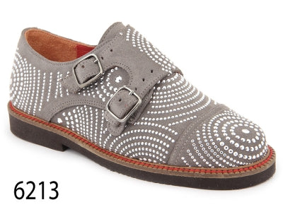 Confetti Grey Shoe 6213