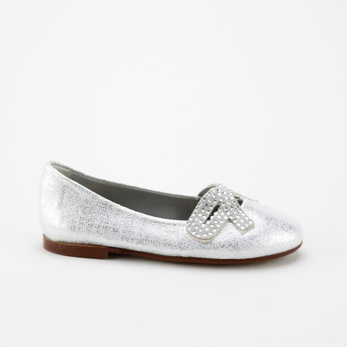 Papanatas Silver Slip On 6794y