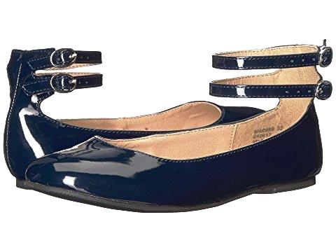 Amiana (A-line) Navy Dress Shoe 0959