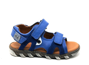 Froddo Blue Electric Velcro Sandal G3150146