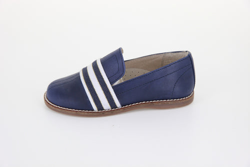 Hoo Hoova's Slip On Navy/White/Denim 2142