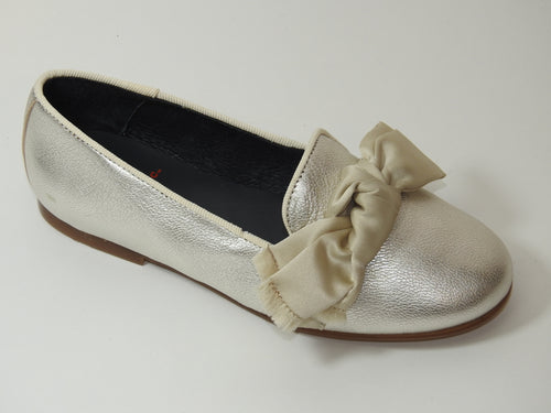Blublonc Pearl Bow Loafer 4227