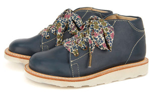 Young Soles Hattie Monkey Boot Navy