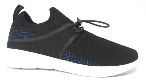 Sync Black Blue Sock Sneaker HY17E29D