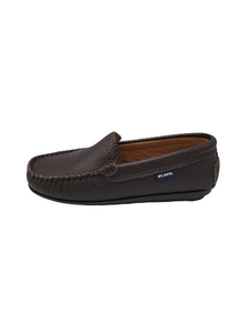 Atlanta Mocassin Mocca Brown Slip On Loafer
