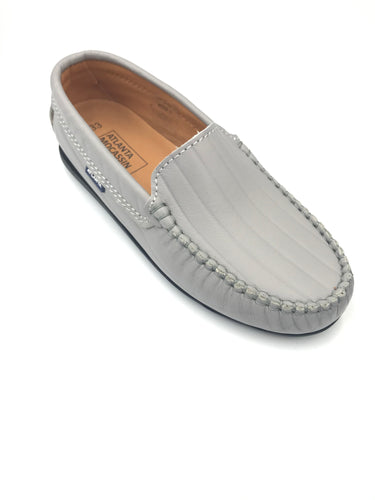 Atlanta Mocassin Grey Loafer mx25