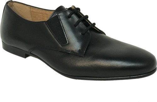 Hoo Mark's  Black Lace Oxford 2174