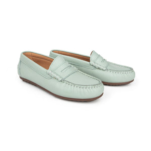 LMDI ES X LS Mint Penny Loafer