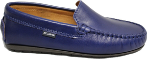 Atlanta Mocassin Blue Loafer cx24