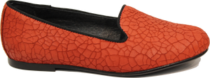 Blublonc Orange Crust Slip on 9274