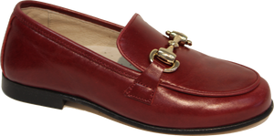 Hoo Red Chain Loafer 2286