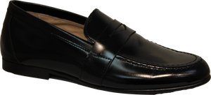 Hoo Black Hi Shine Loafer CV2175