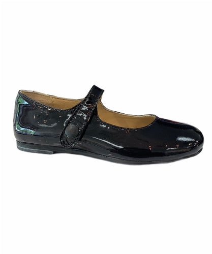 Avance Malina Black Patent Mary Jane