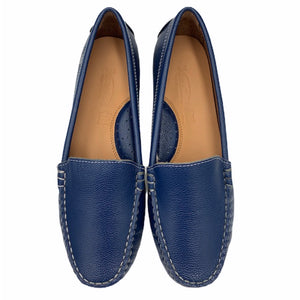 Venettini Blue Zillow Loafer Moccasin M0054