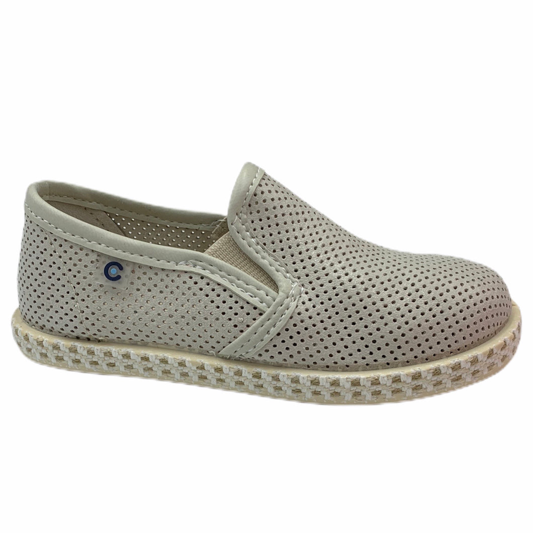 Conguitos Off White Espadrille 21514