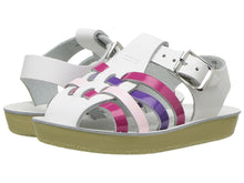 Salt Water Multi-Colored Sailor Sandal