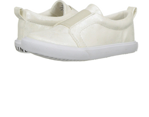 Amiana (A-Line) White Slip-on Sneaker