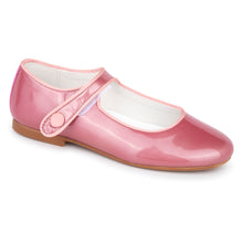 Zubii Rose Pink Mary Jane Shoe 813