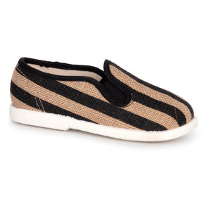 Pepe' Mozart Striped Loafer 014