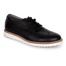 Blublonc Black Lace Oxford 20705