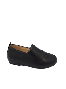 Gufanpei Black Smoking Slip On Loafer 0313