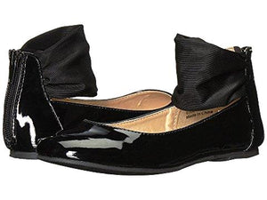Amiana (A-line) Black Dress Shoe