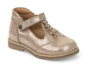 Froddo Gold Oxford-Style Dress Shoe