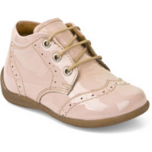 Froddo Pink Patent Leather Shoe 2130137