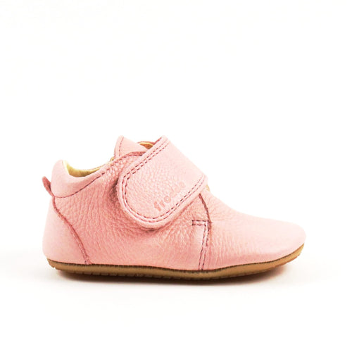 Froddo Light Pink Leather Pre Walkers (Soft Sole)