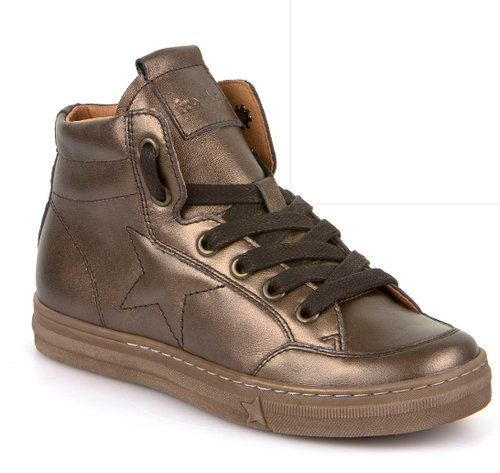 Froddo Bronze Star Side Zipper  Sneaker G3110103