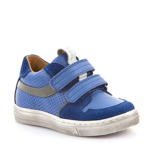 Froddo Blue Electric Velcro Sneaker G2130170