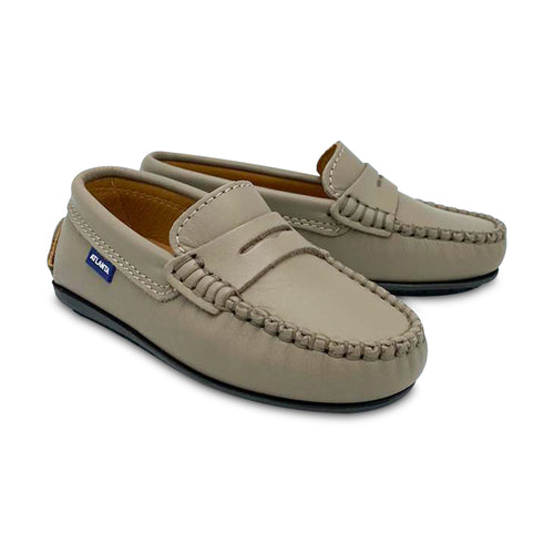 Atlanta Moccasin Earth Taupe Penny Loafer 18845