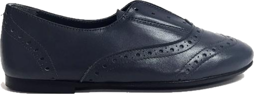 Papanatas Navy Slip-on Oxford 6710Q