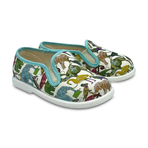 Pepe' ES X LS Exclusive Jungle Print Slip On 014-21