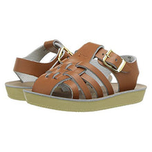 Salt Water Tan Sailor Sandal