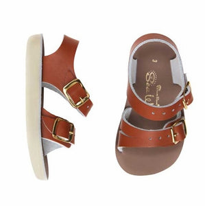 Salt Water Tan  Sea Wee Baby Sandal