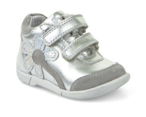 Froddo Silver Flower Sneaker First Walker 2130140