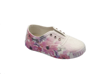 Shoe B 76 White Lavender Scented Slip On Sneaker 30055