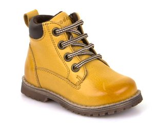 Froddo Yellow Bootie