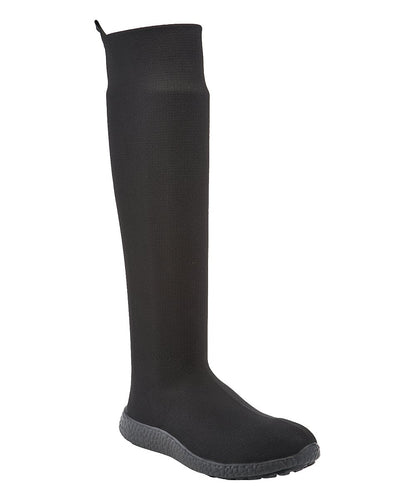 Henry Ferrera Savage Black Sock Boot