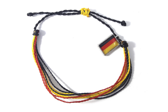Germany Bracelet - Handcrafted Bracelets
